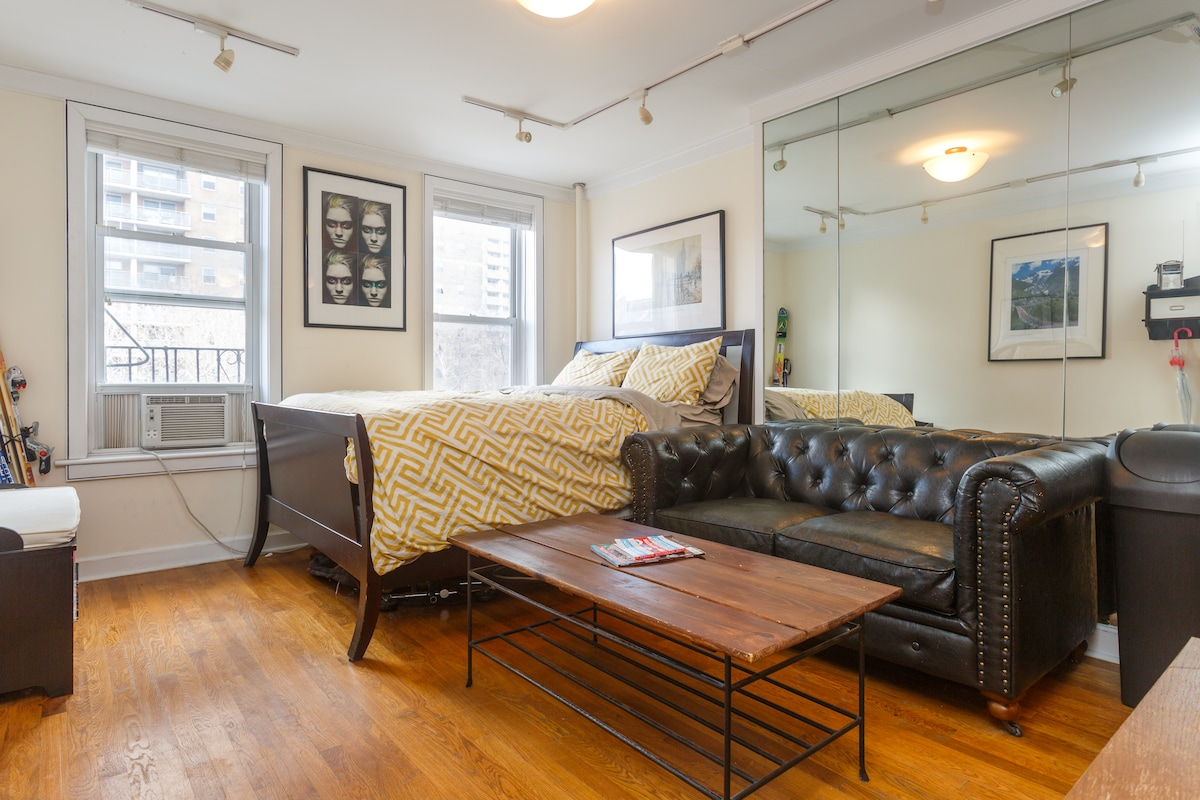 Renovated East Village Apartment