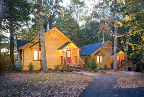Shenandoah Crossing 2 Bedroom Cabin