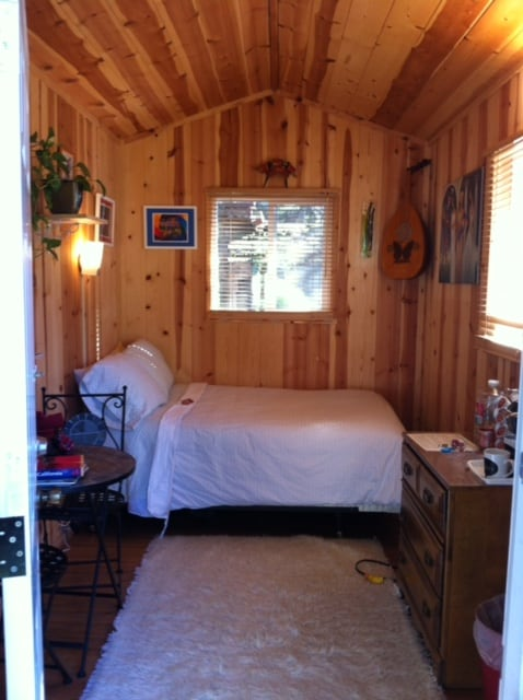 The Log Home's Private Room