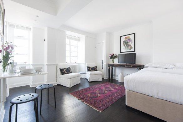 Luxury Chelsea Studio 24hr Porter