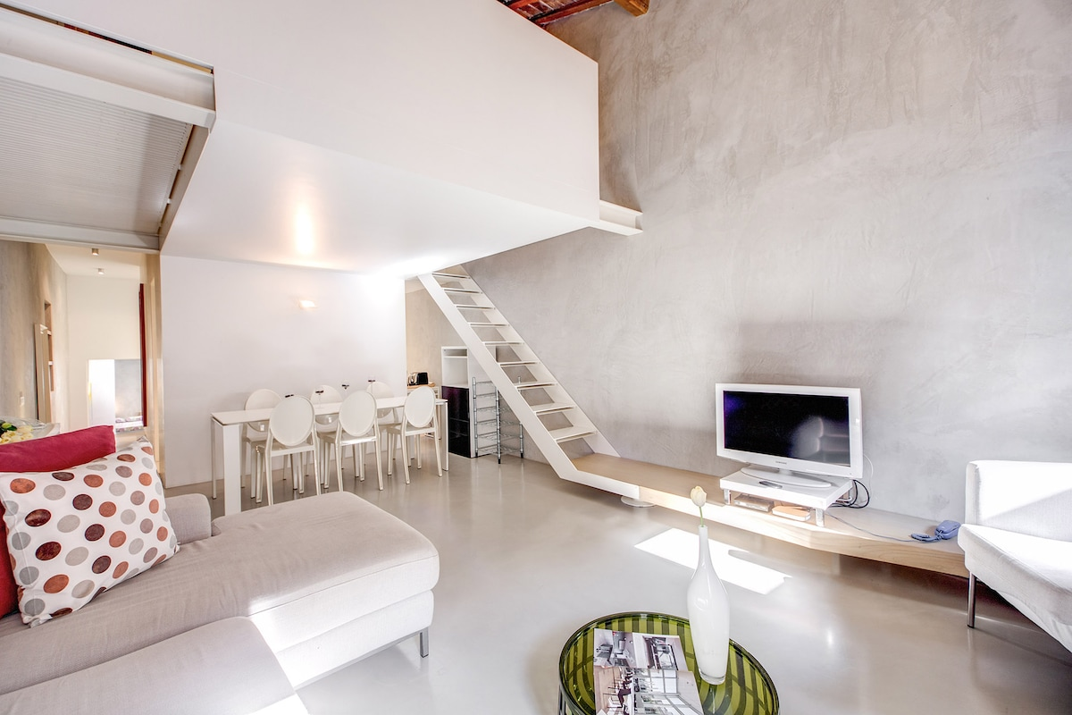 Forum Luxury Attic with Terrace