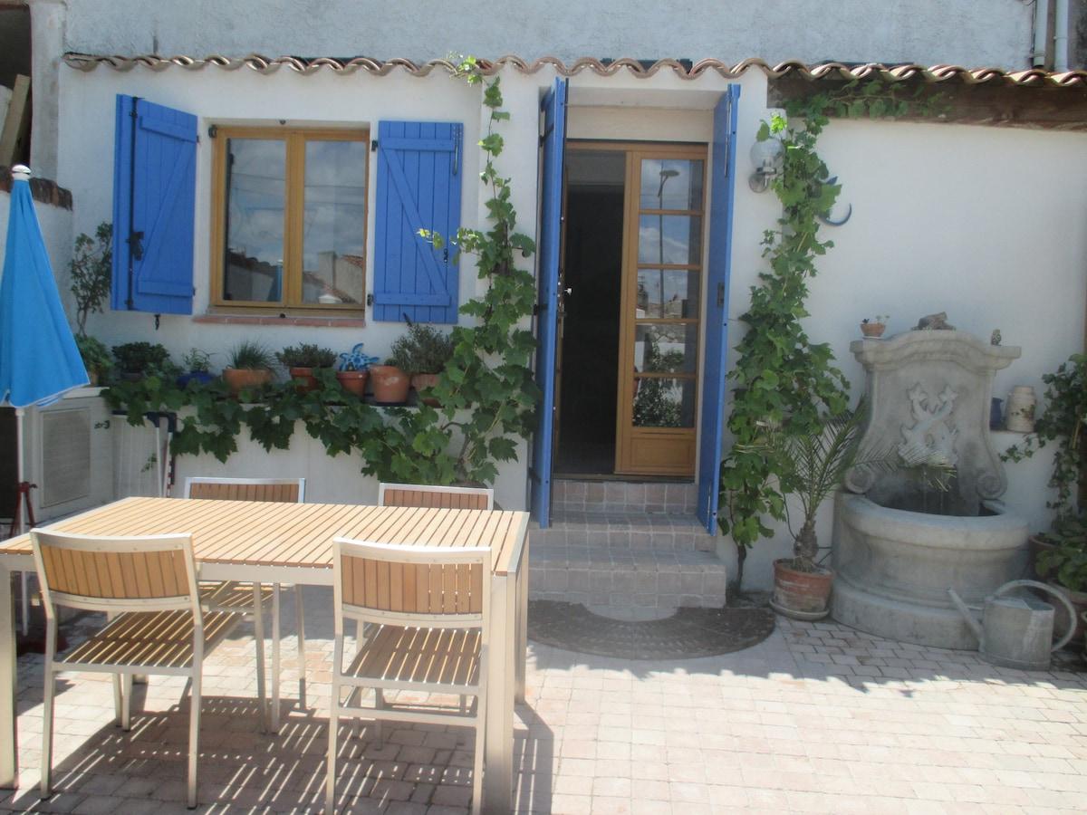 house in the heart of La Ciotat