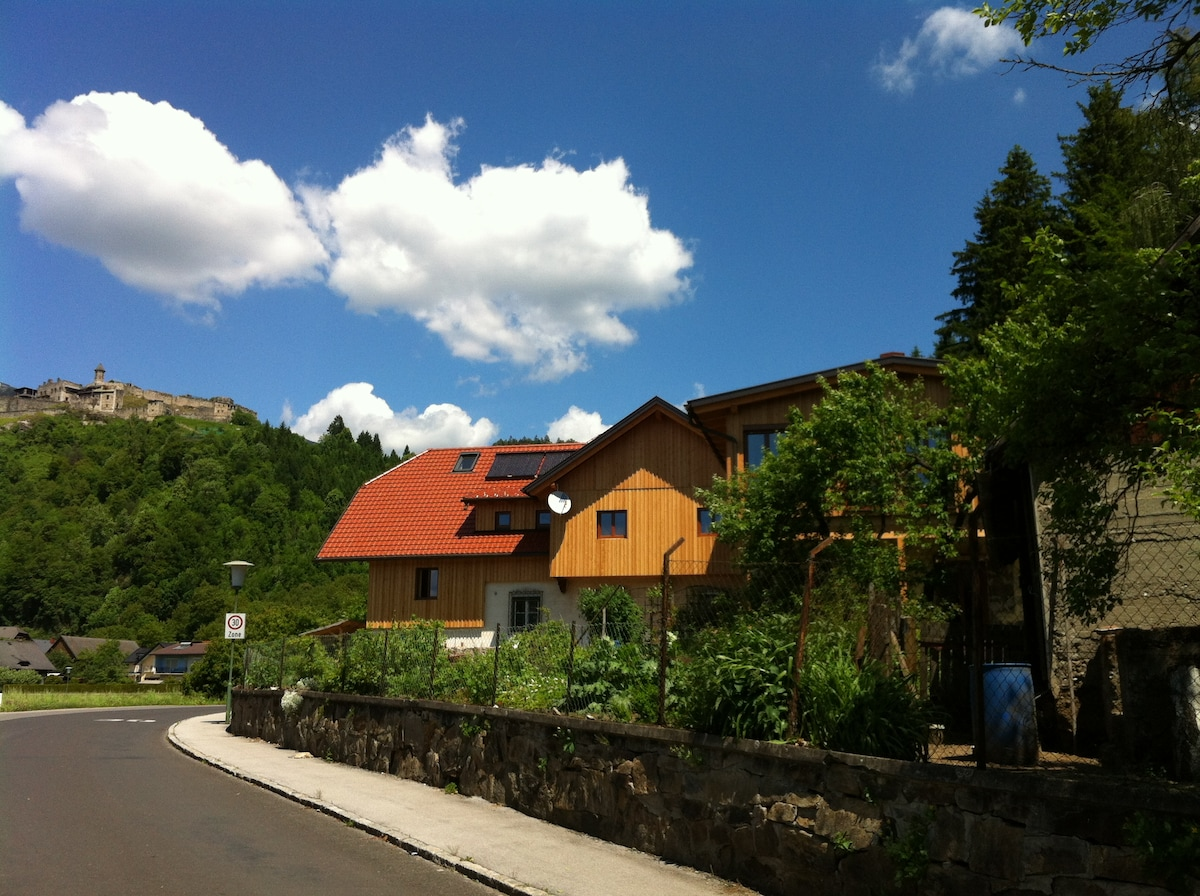 Appartement near Lake Ossiach
