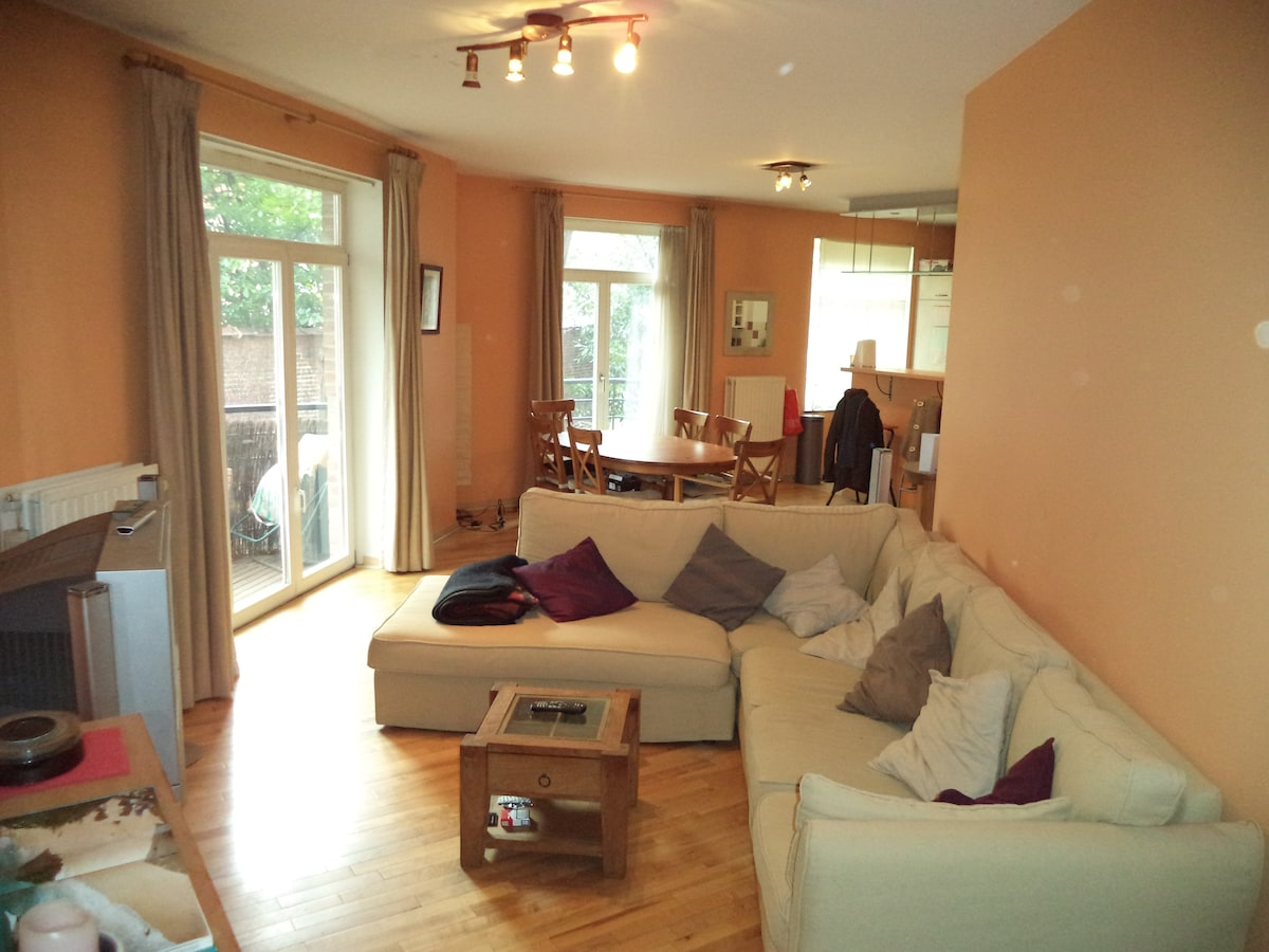 Appartment close to city centre