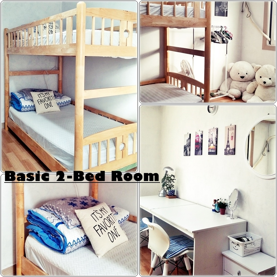 2-Bed Room for Budget Travellers :)