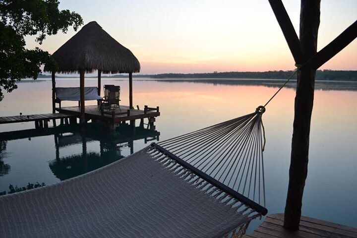 Hermosa casa en la Laguna Bacalar!!