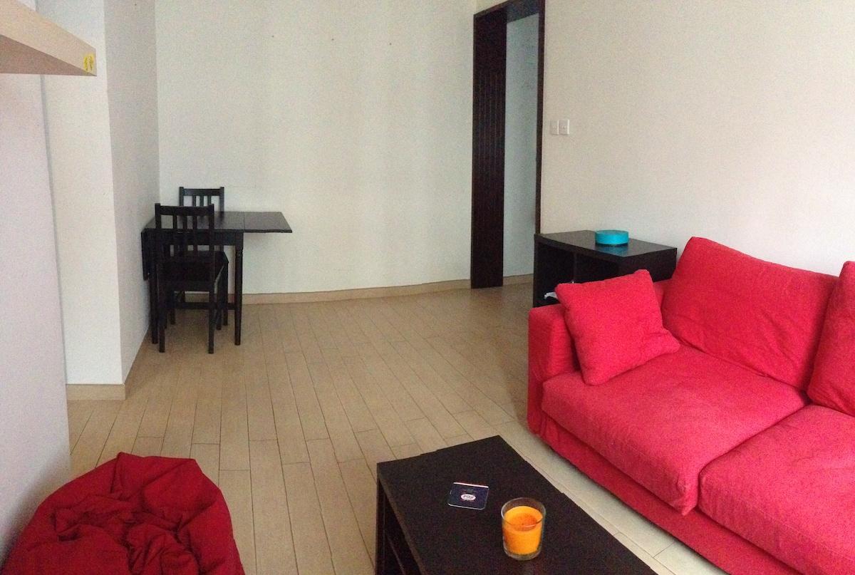 2-room cozy modern appartment -Soho
