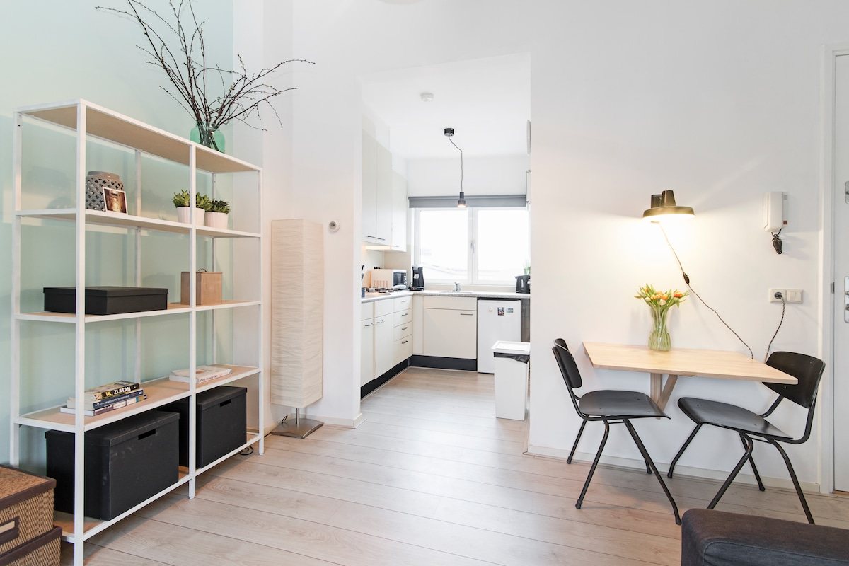 Knus appartement centrum Hilversum