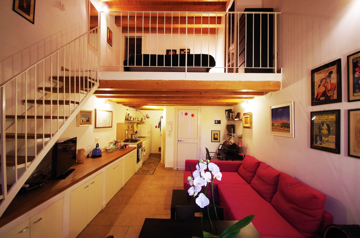 St Barbara short term apartment