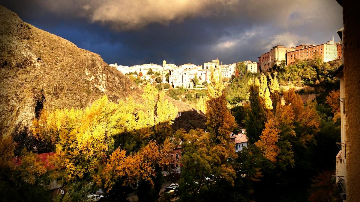 Ático en el Casco Antiguo de Cuenca