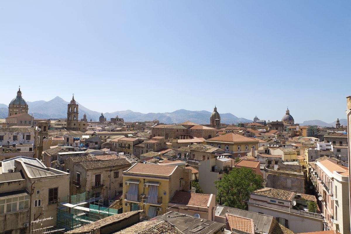 have you ever seen a better Palermo's view?