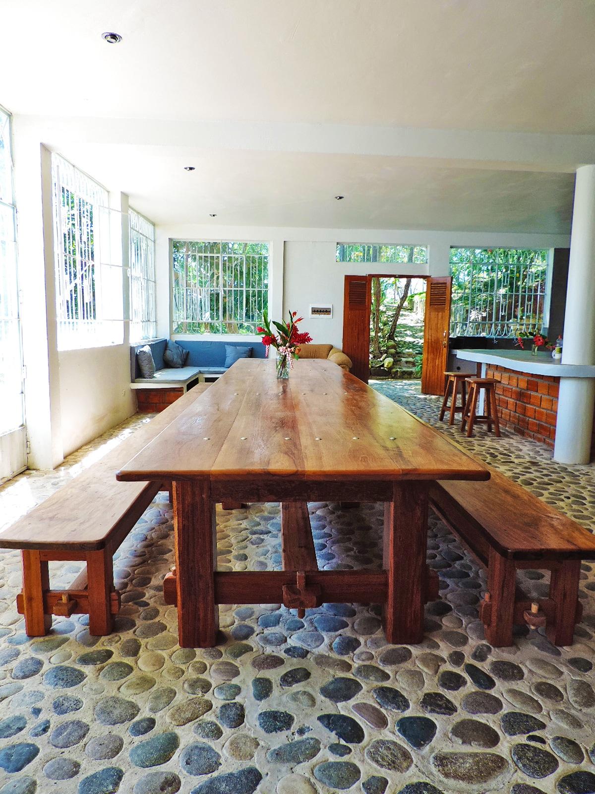 Rustic Luxury B&B in upper Amazonia