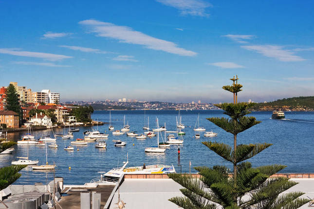 Manly Harbour Views