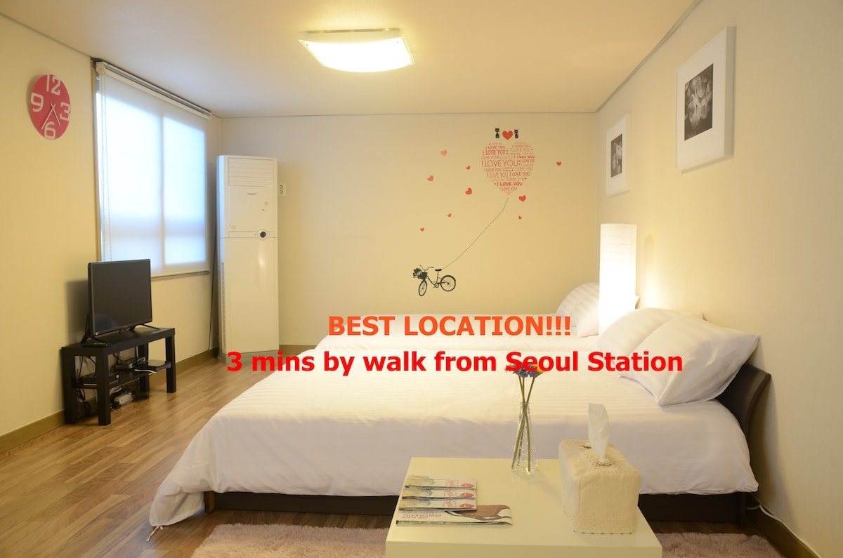 [JM House#3] Studio Seoul station