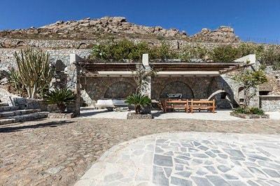 Villa located at Kalafatis