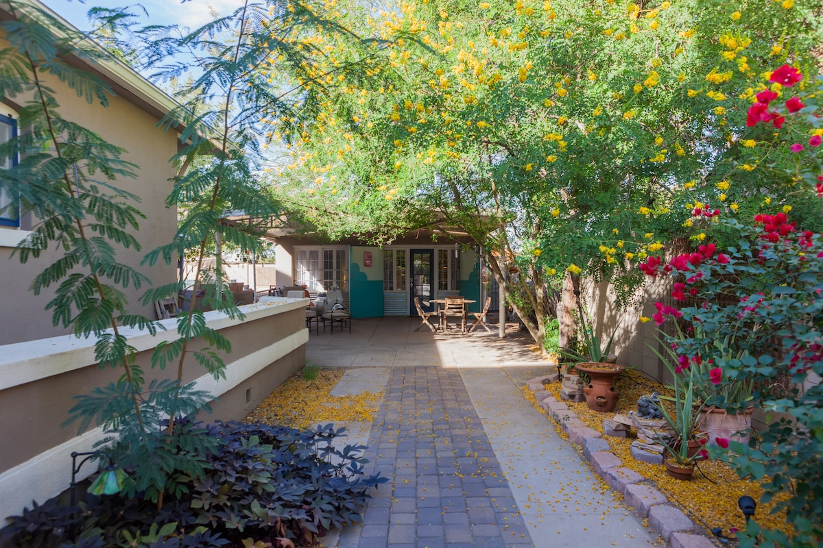 Historic Cottage 1br- Downtown Phx