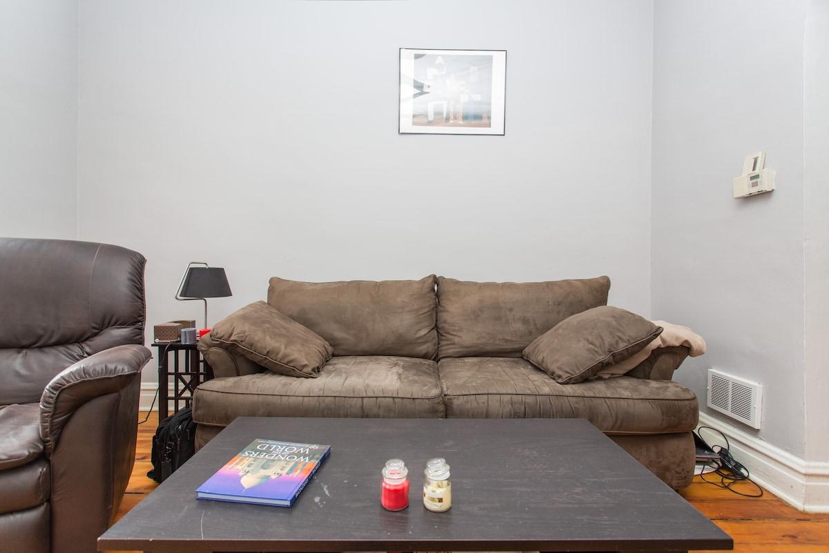 Cozy room in great location
