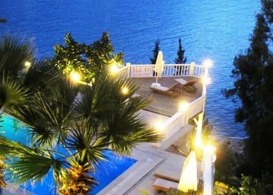 wonderful sea view apartment !