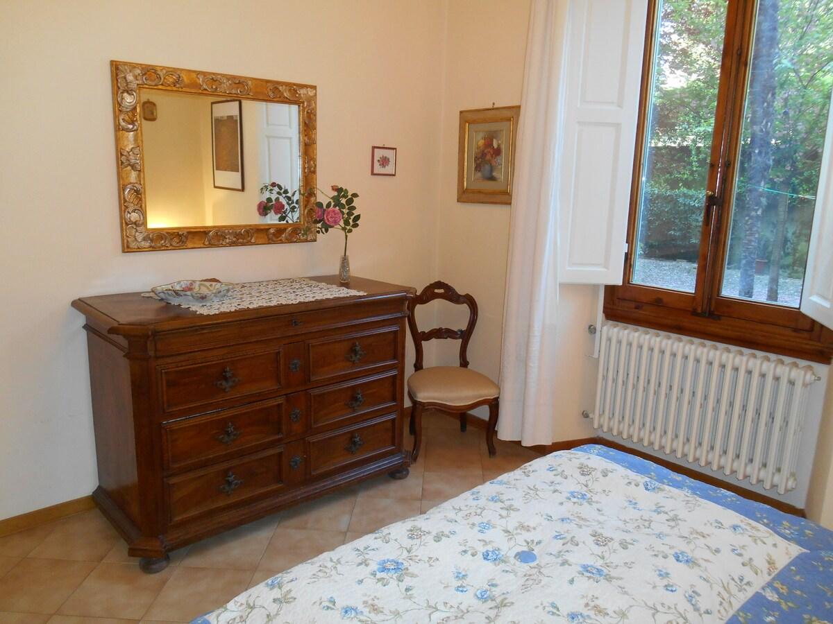Appartamento Oltrarno con giardino in Firenze