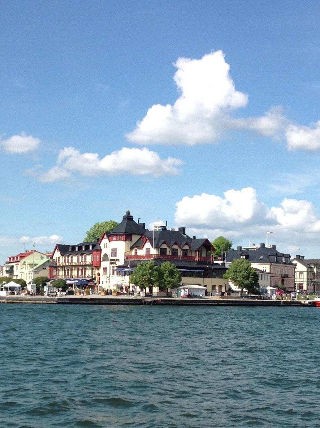B&B in Stockholm archipelago
