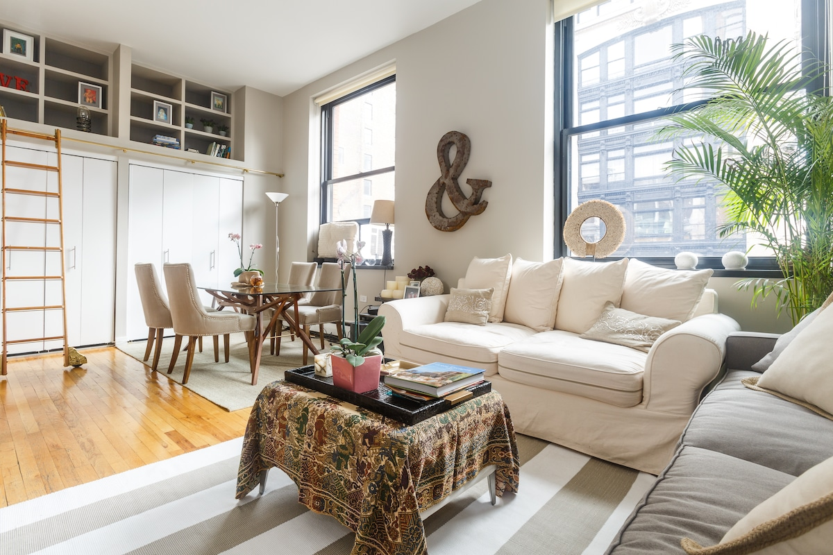 Charming 1bedroom Greenwich Village