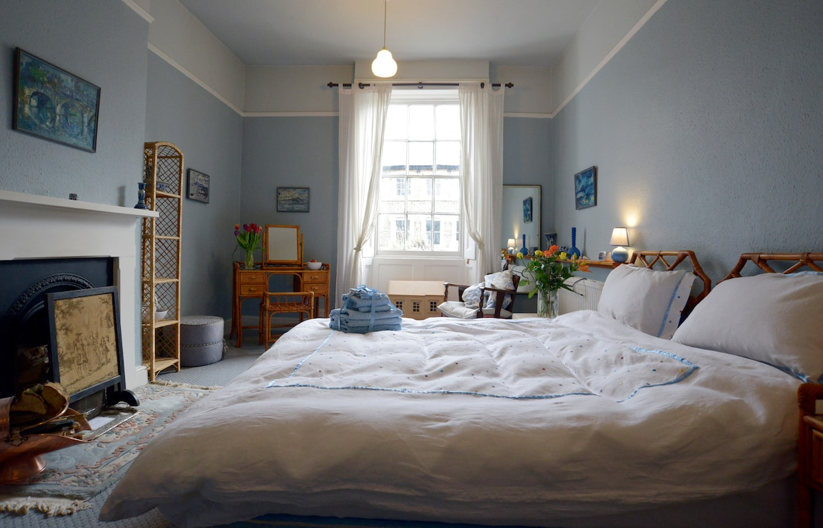 The Blue Guest Room - Double