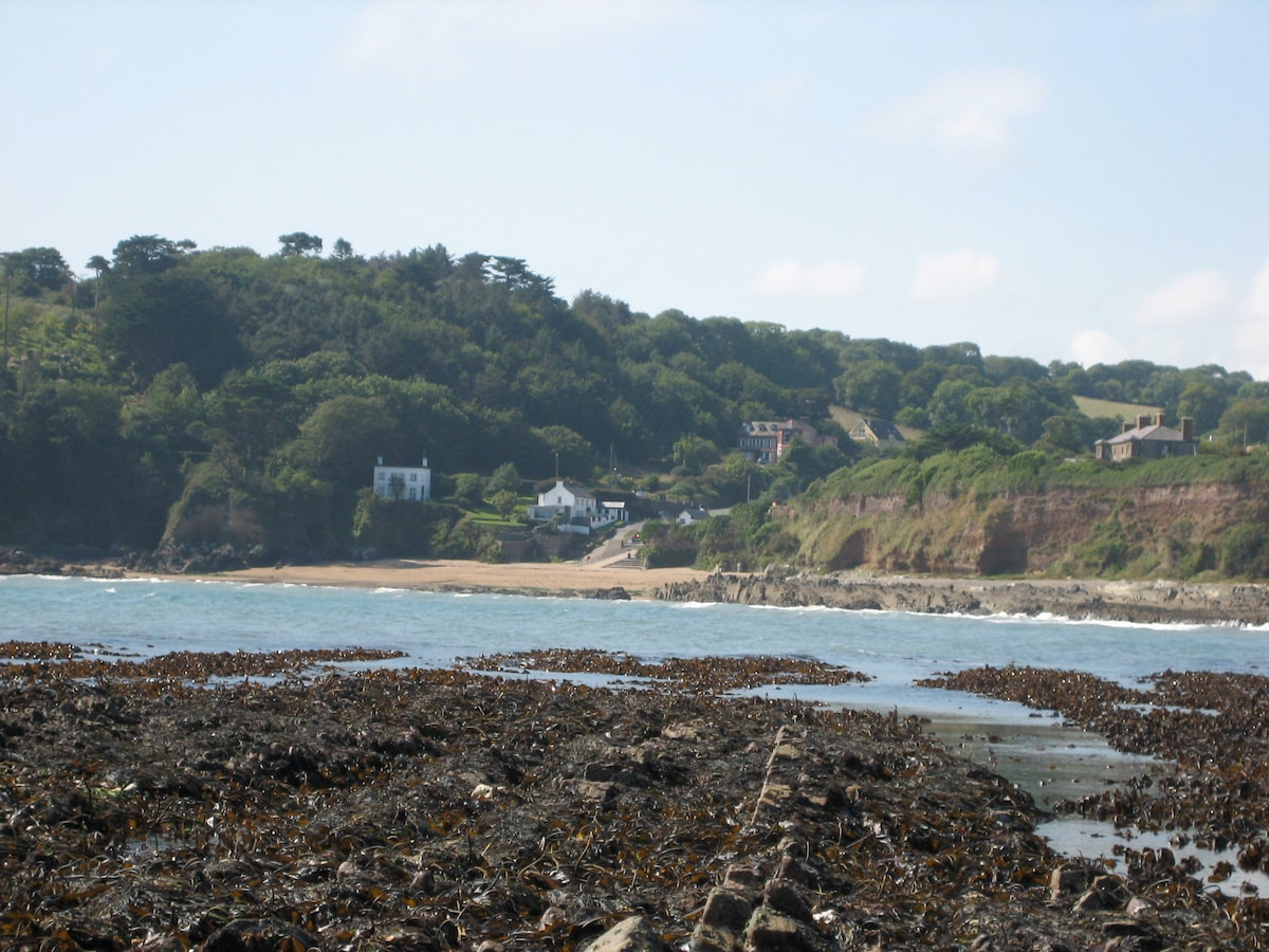 Myrtleville Beach on a Summers day.