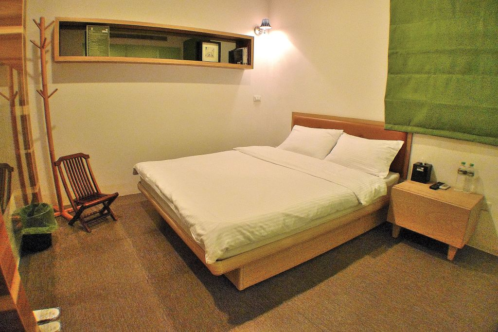W60雅致雙人房 Double bed private room