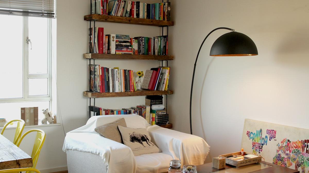 Bright 1-bedroom flat in Islington