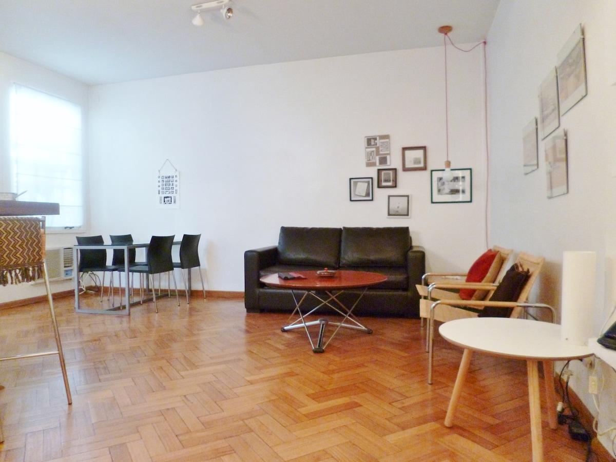 AltoPalermo renovated 1bdr apartmen
