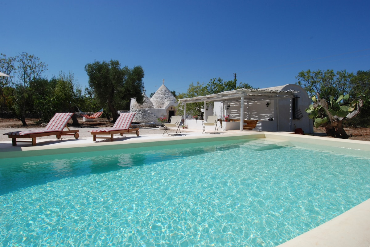 Trulli with Private Pool