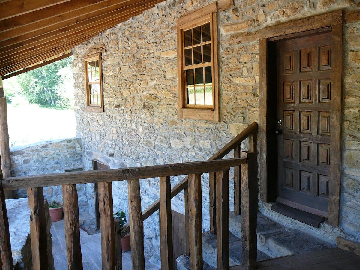 Rural tradicional house