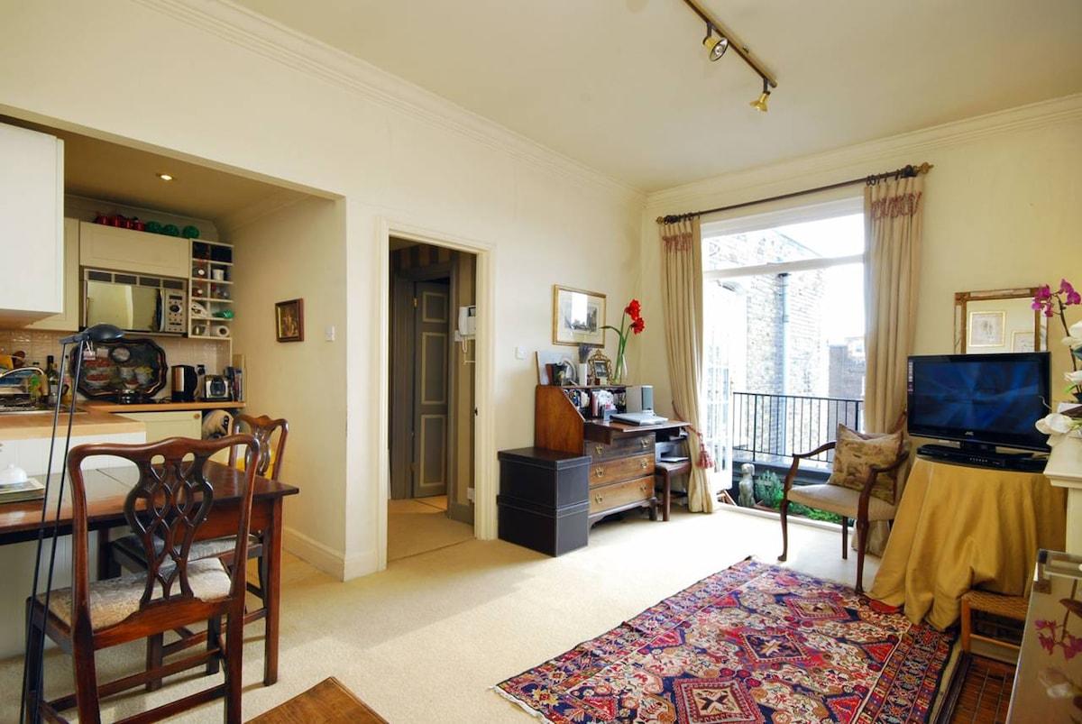 Beautiful Studio - South Kensington