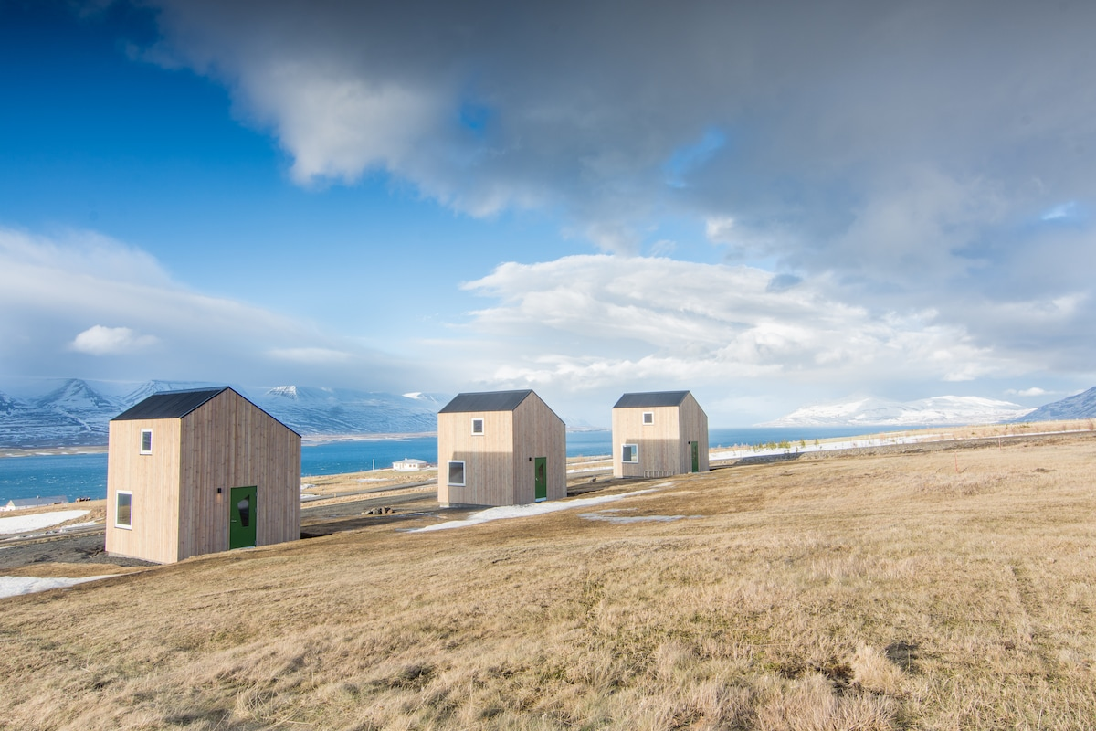 New small houses - great view! nr 1