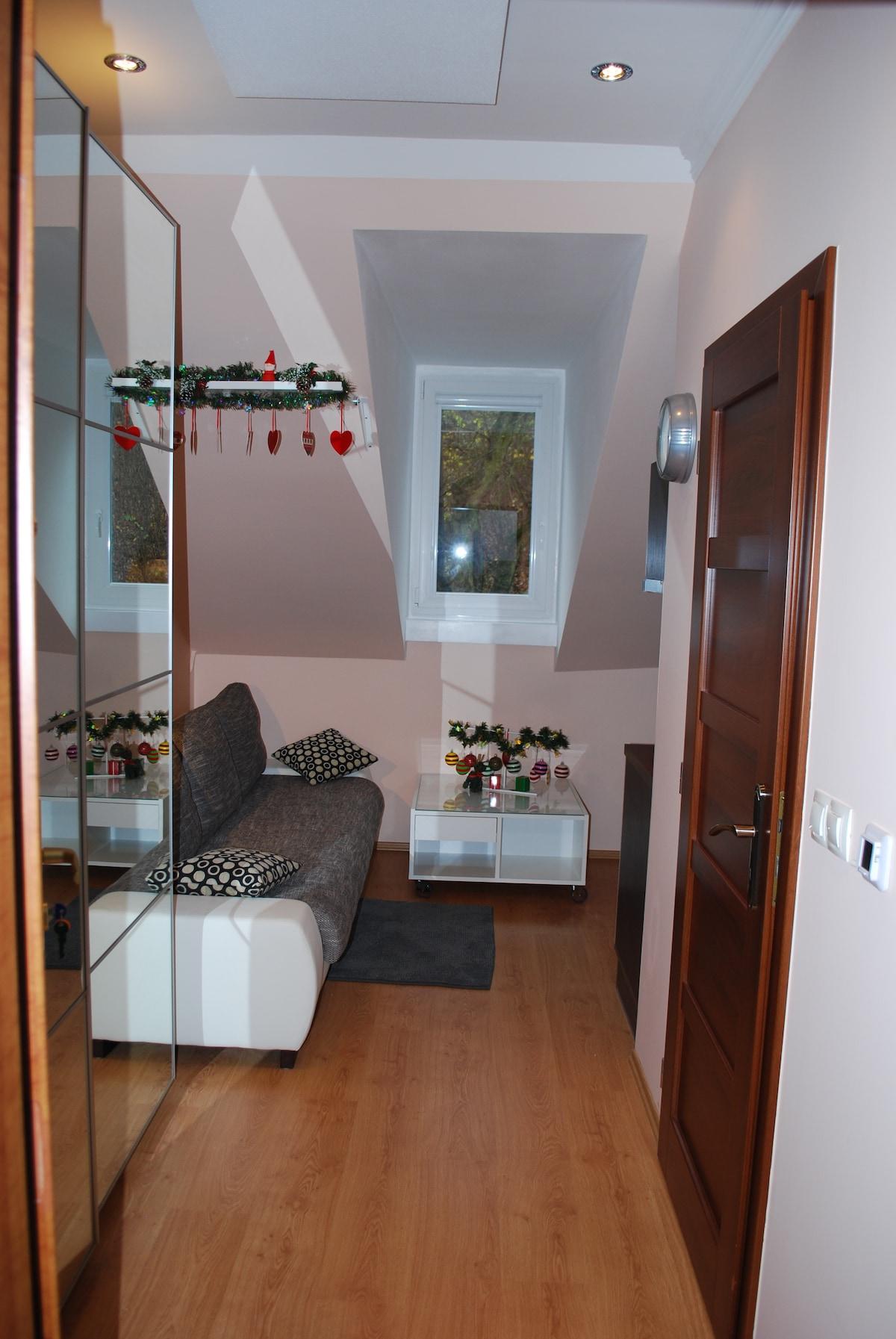 Jurincom Apartaments Studio
