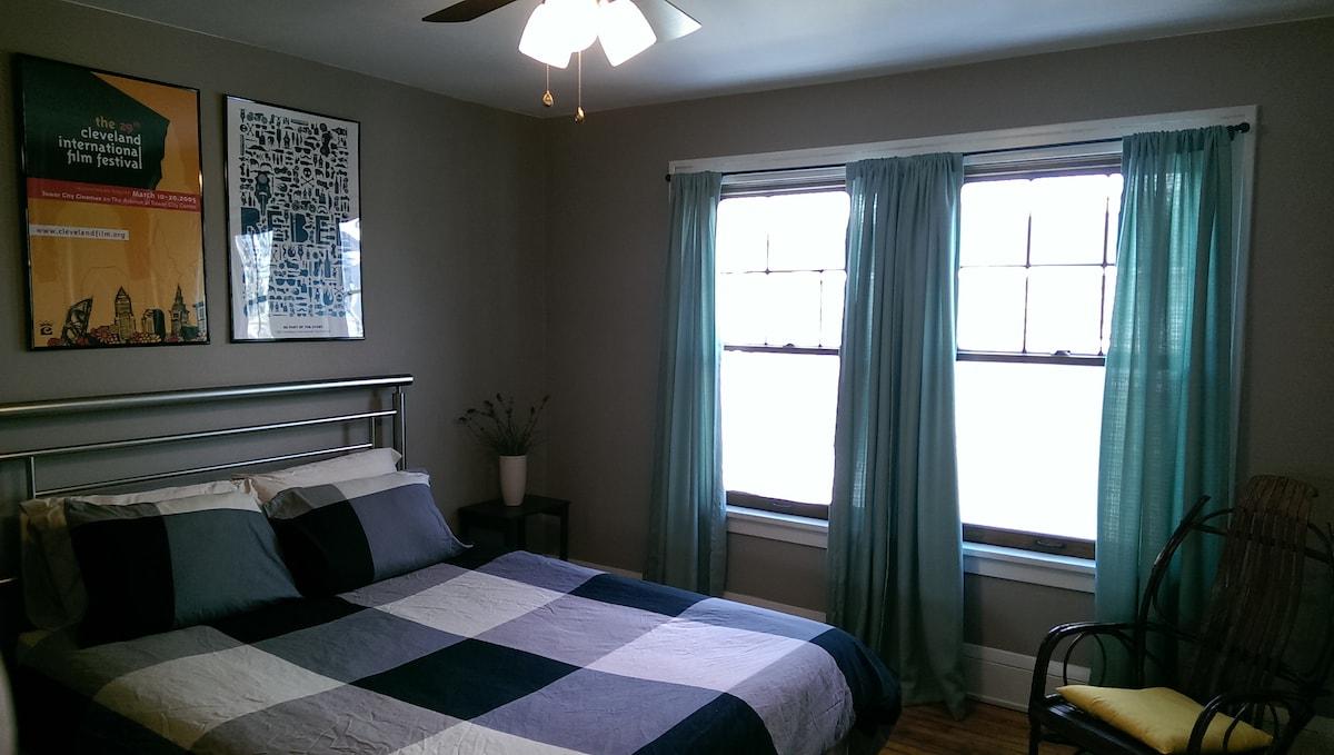 Pleasant Room in Gordon Square