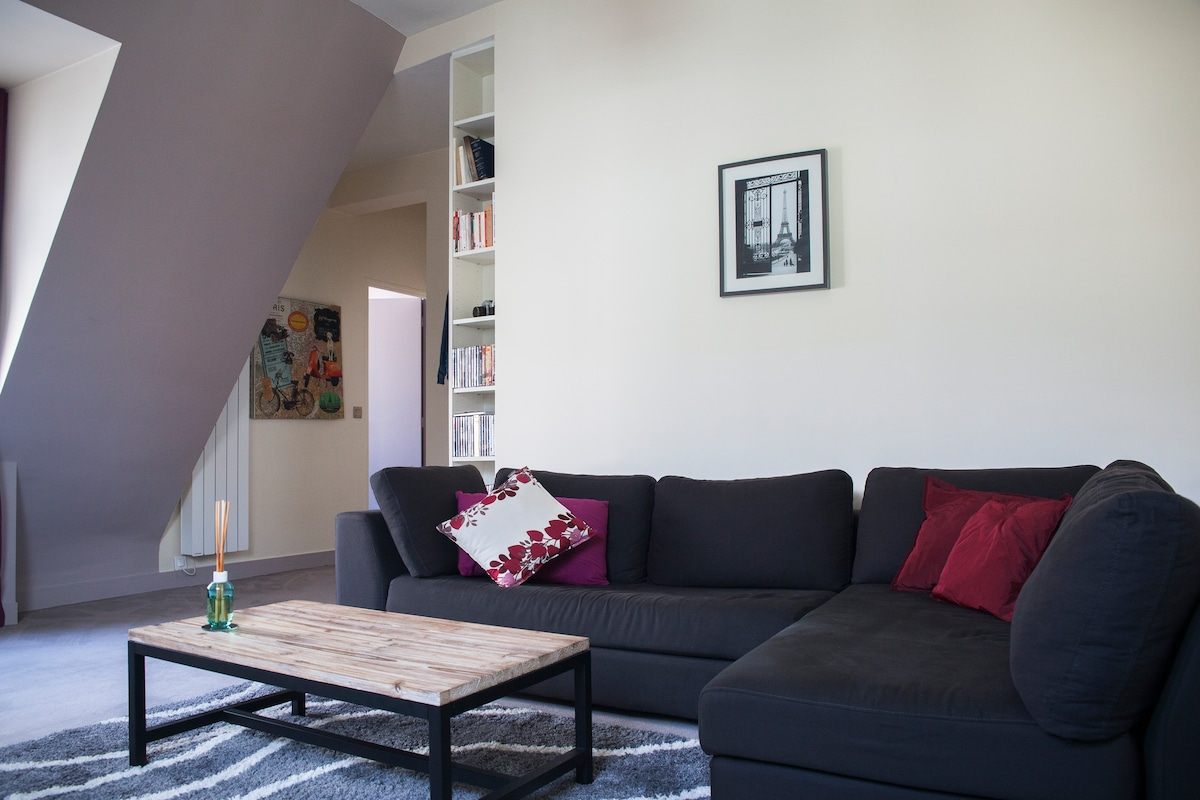 Cosy flat in Champs Elysees