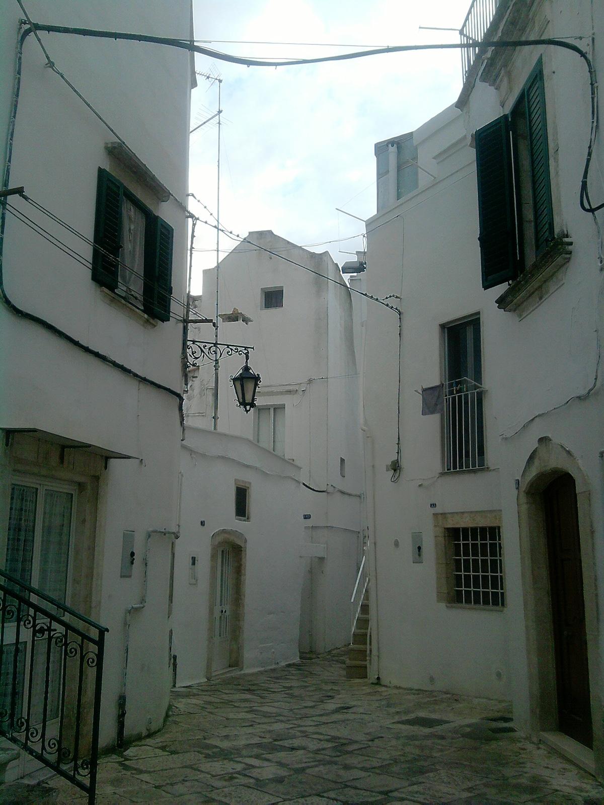 Casa del musicista, centro storico