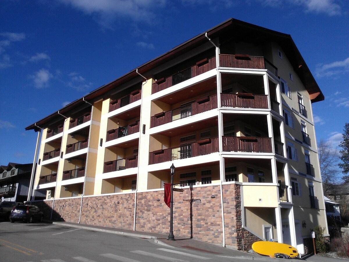Downtown Condo - Heart of Bavaria