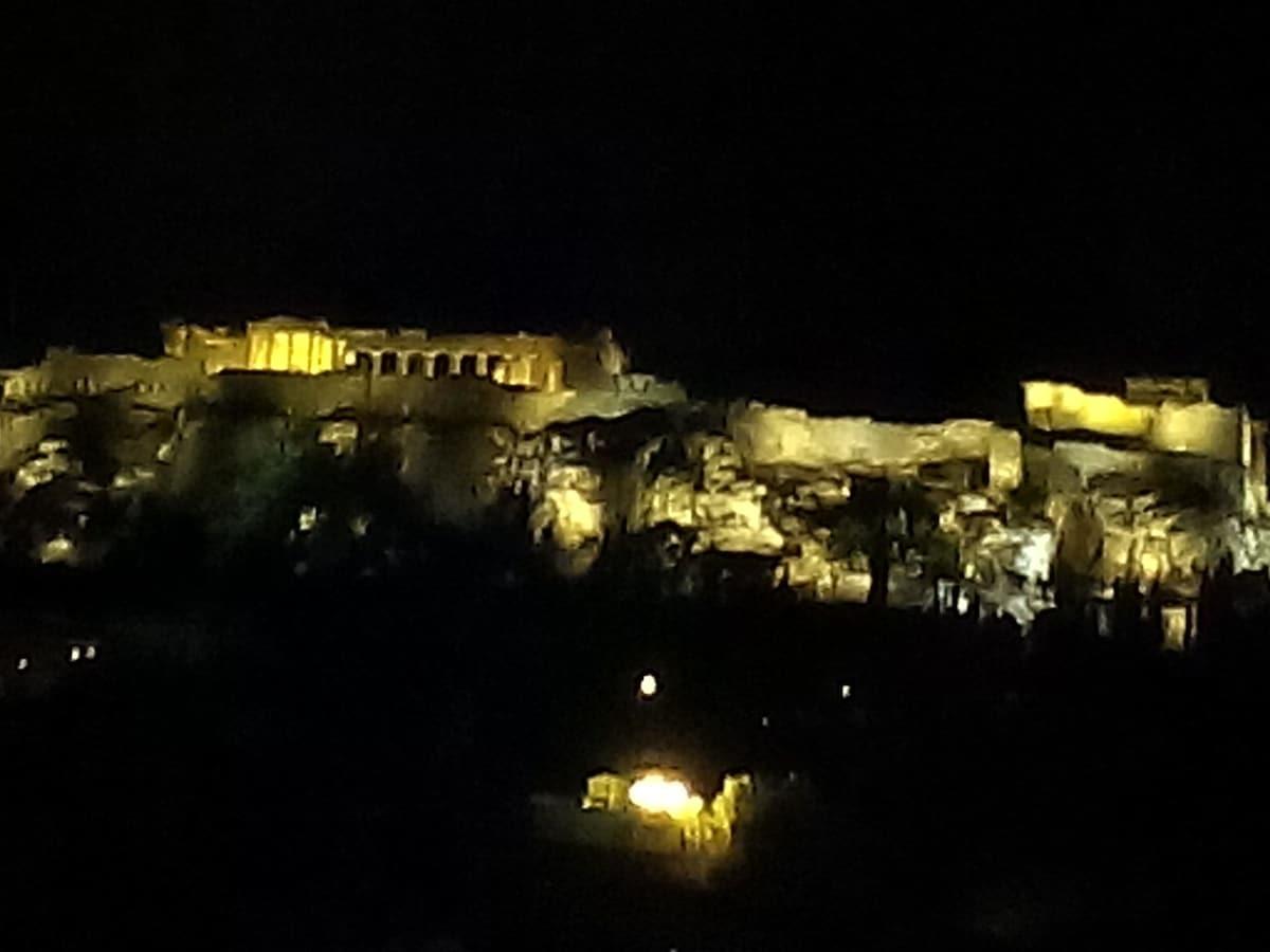Unique place  facing Acropolis