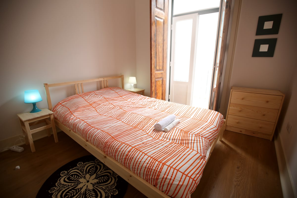 City Center Lowcost doble room