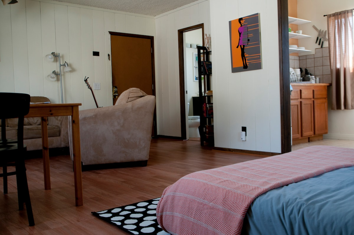 Your own cozy studio in NoHo