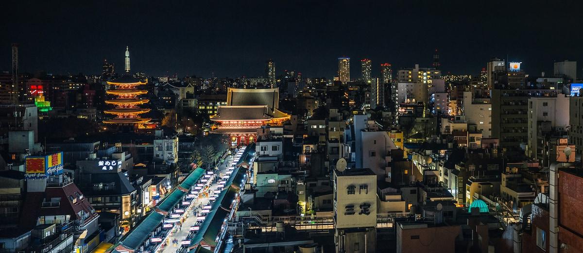 5min to metro, Room near Akihabara