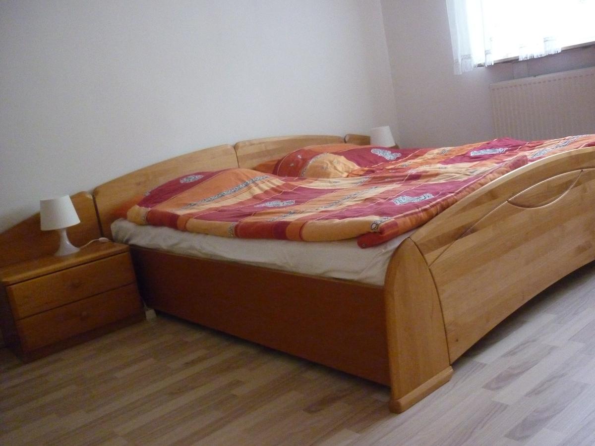 Doppelbett sucht Belegung