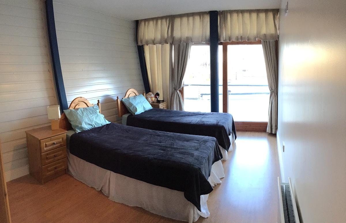 Malahide Village spacious bedroom