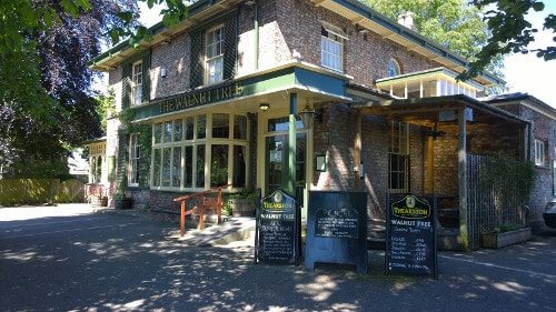 The Walnut Tree Pub (Room one)