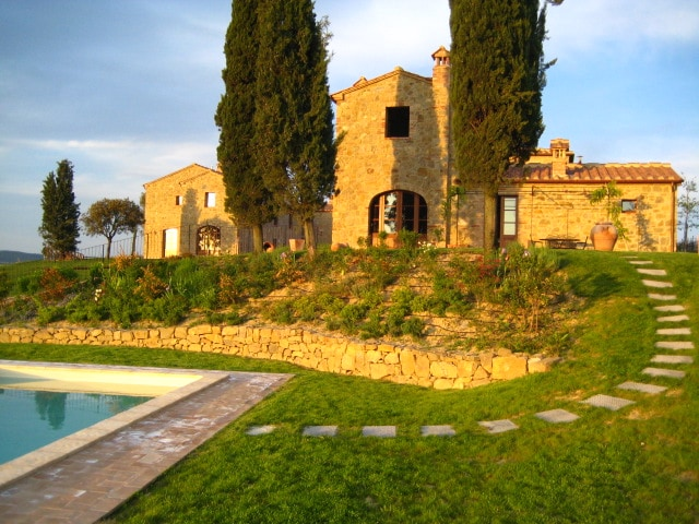 Tuscany retreat with pool