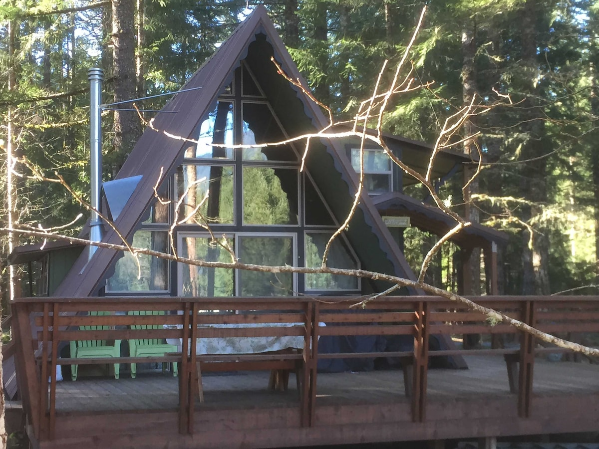 Alpine Annie's Near Mt. Rainier