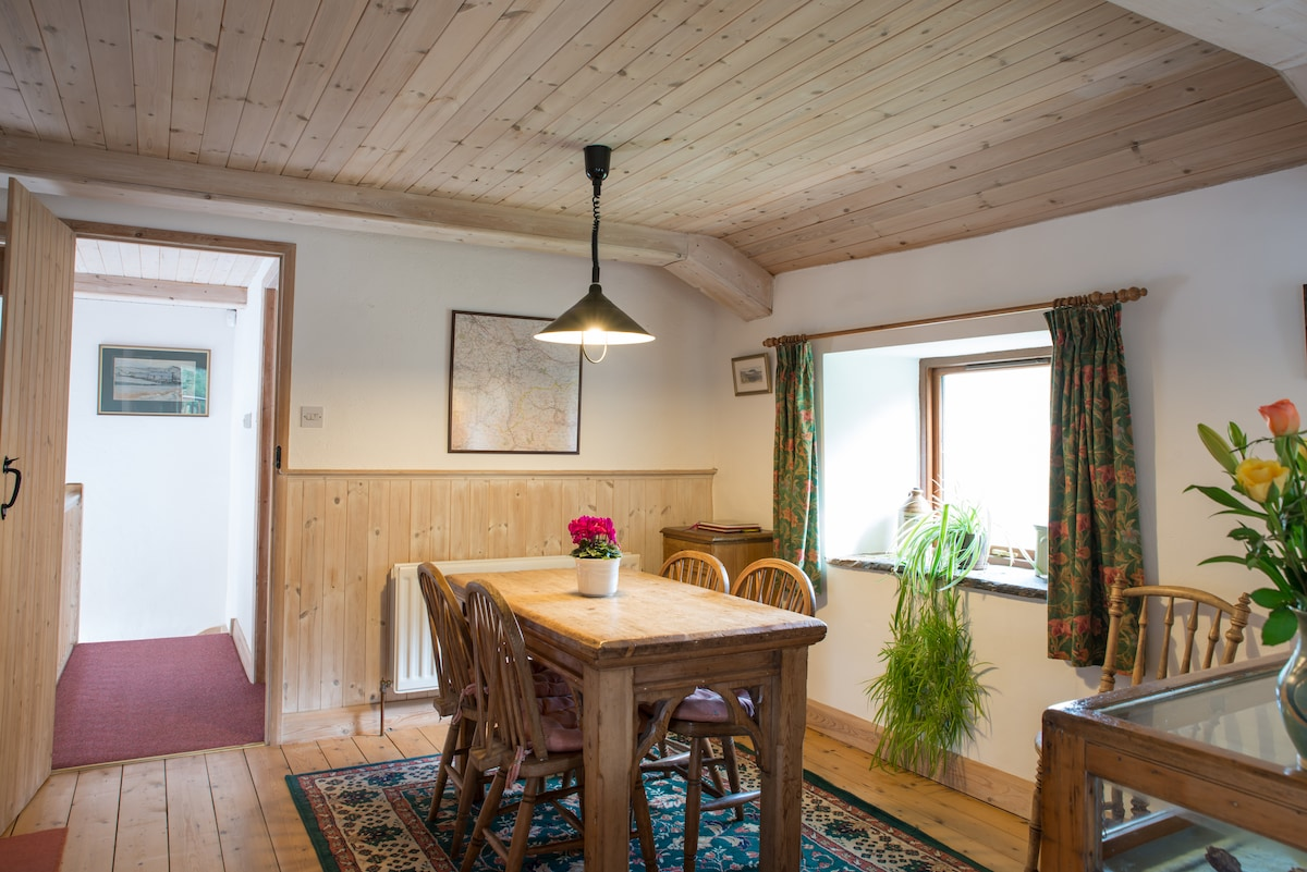 Cottage barn conversion, Cumbria