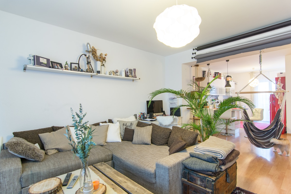 Cozy flat near central station